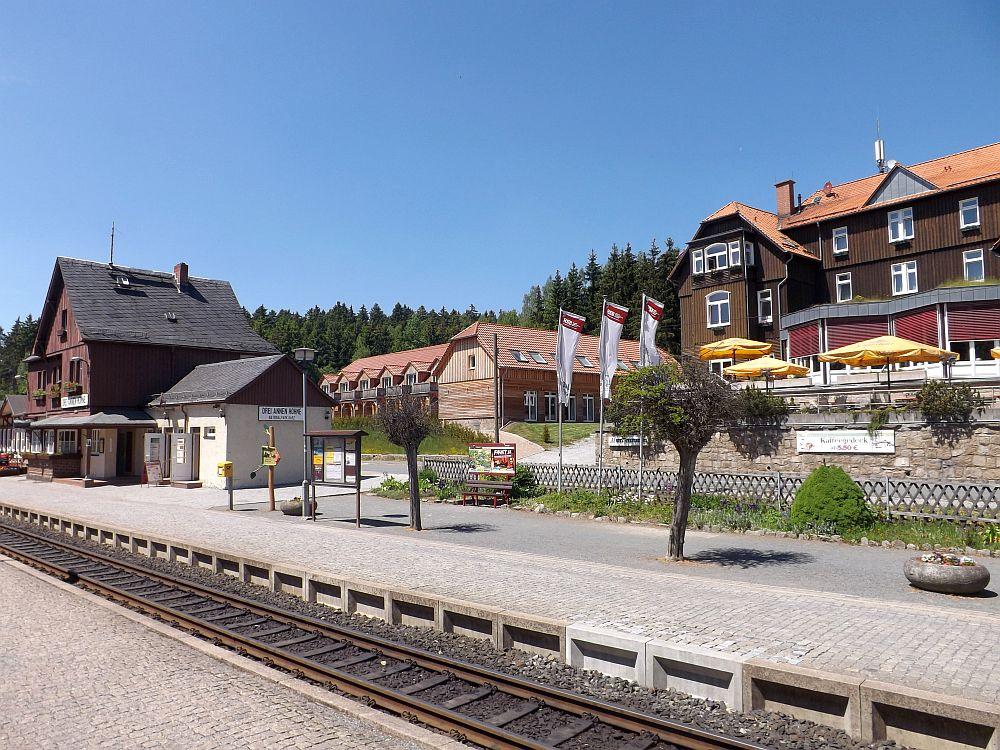 Bahnhof Drei Annen Hohne