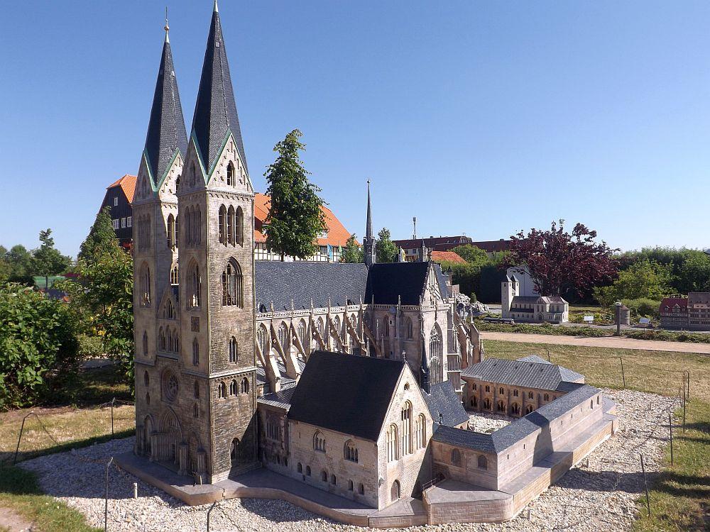 Dom St. Stephanus und St. Sixtus (Kleiner Harz, Wernigerode)