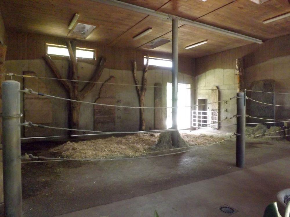 Elefantenstall (Tiergarten und Reiterhof Walding)