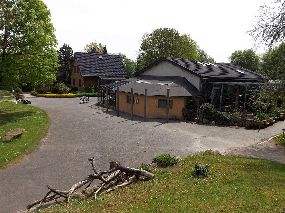 Tiergarten Falkenstein