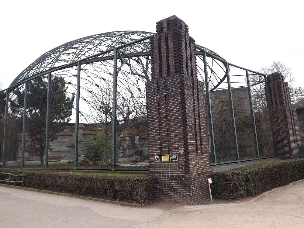 Geiervoliere (Zoo Leipzig)