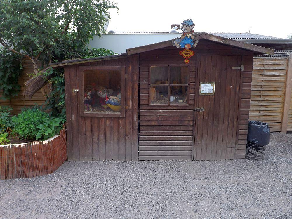 Maushaus (Erlebnistierpark Memleben)
