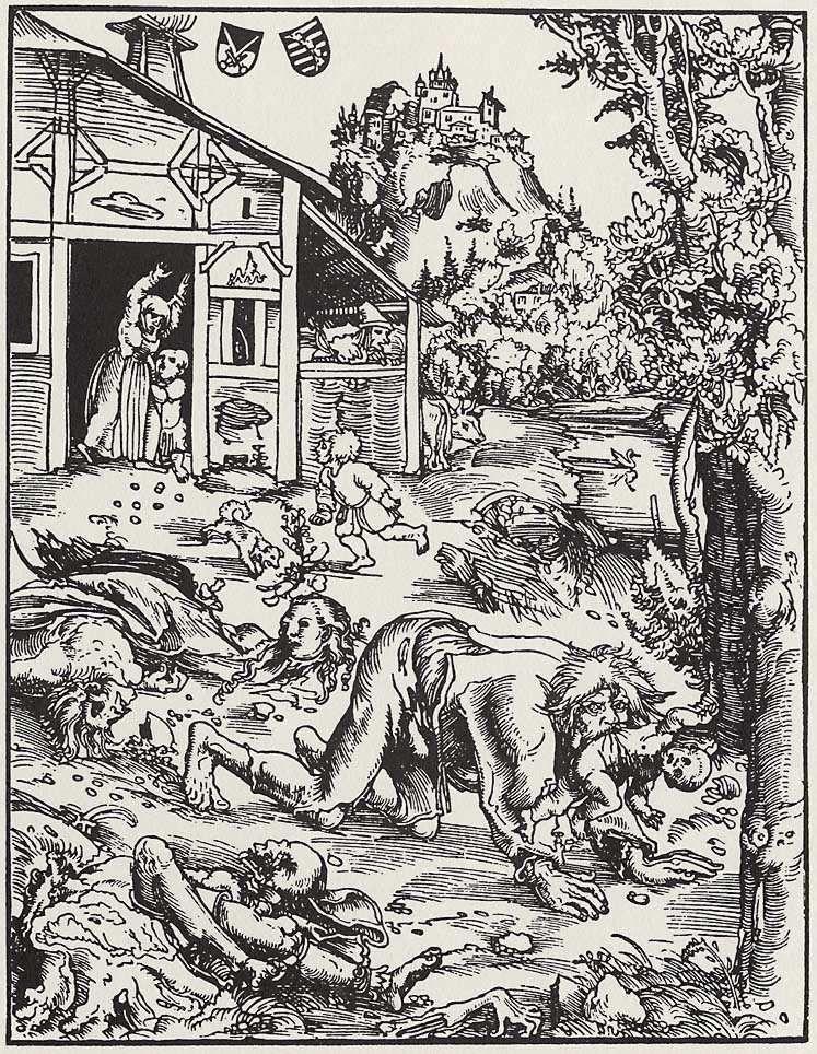Werwolf (Lucas Cranach)
