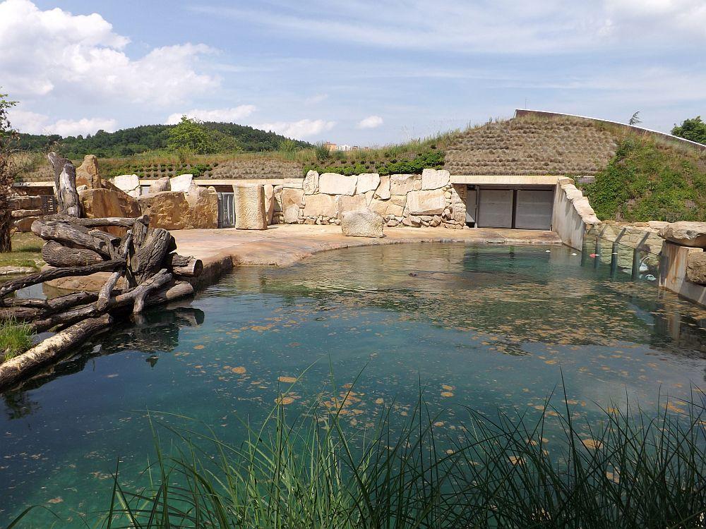 Flusspferdhaus (Zoo Prag)