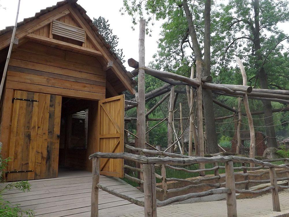 Gibbonhaus (Zoo Jihlava)