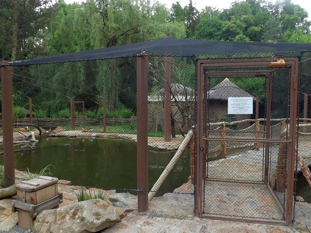 Ibisanlage (Zoo Jihlava)