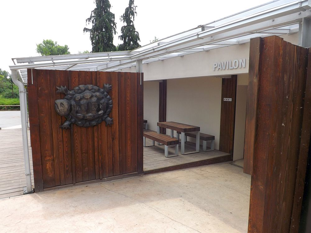 Schildkrötenhaus (Zoo Prag)