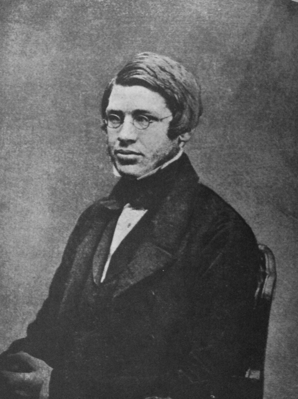Alfred Russel Wallace (1848)