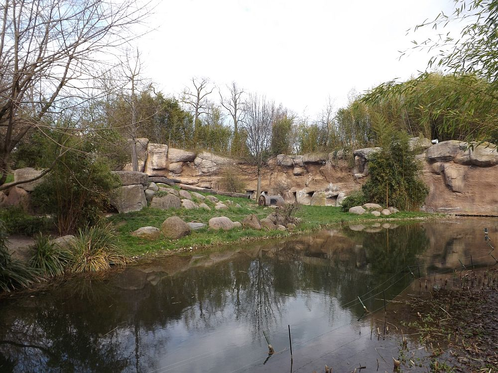 Löwenanlage (Zoo Leipzig)