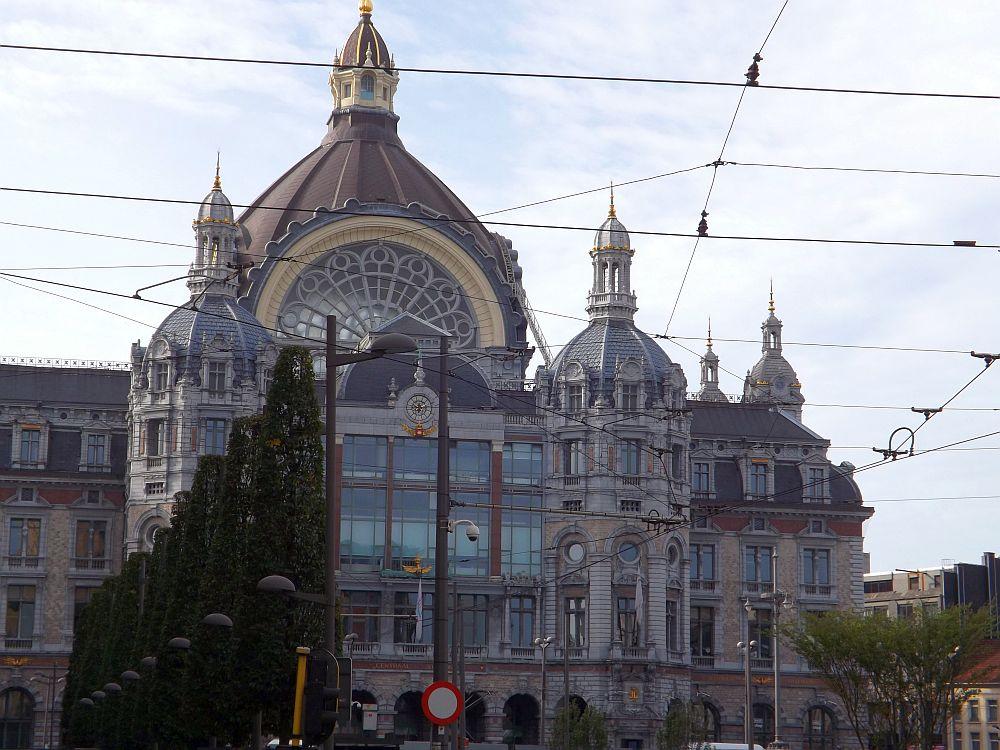 Hauptbahnhof in Antwerpen