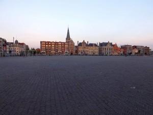 Marktplatz von Sint-Niklaas