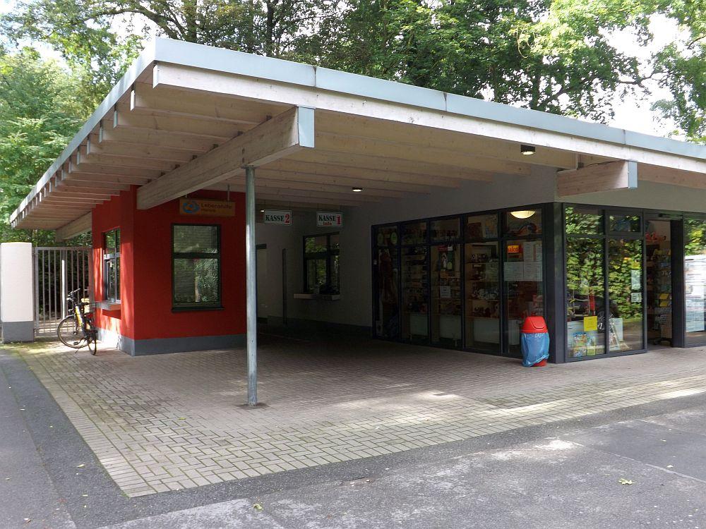 Eingang (Tierpark Hamm)
