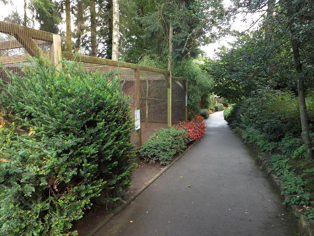 Vogelpark Heiligenkirchen
