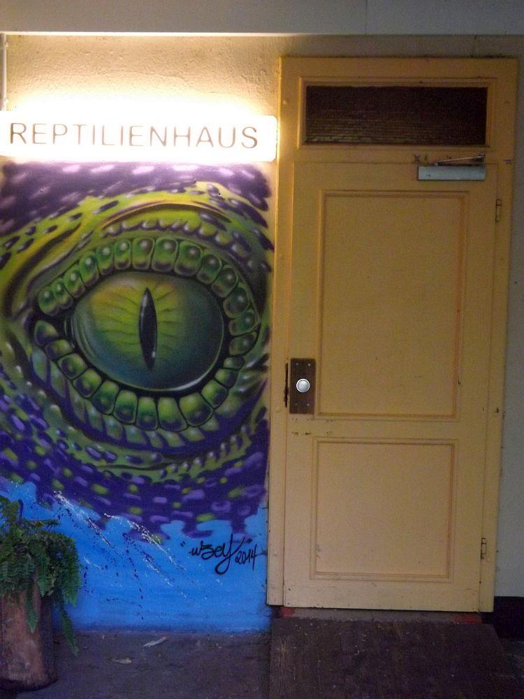 Reptilienhaus (Tierpark Hamm)