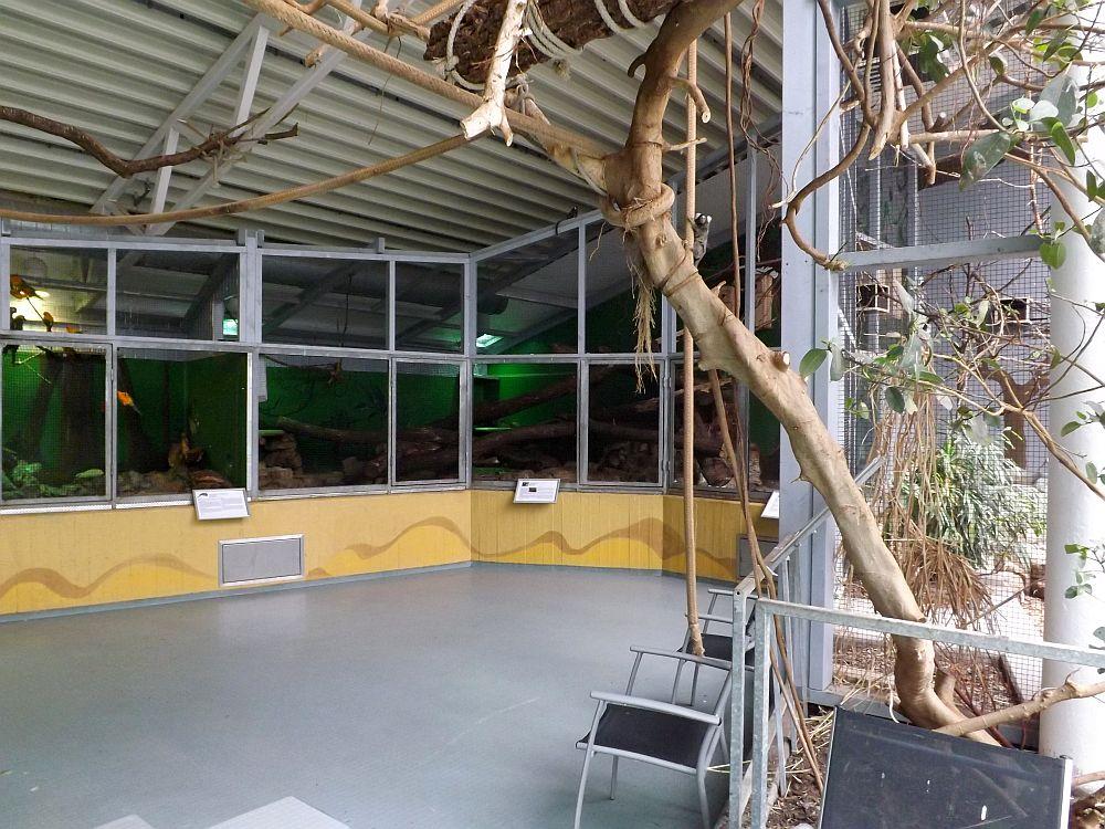 Savannenhaus (Zoologischer Garten Hof)