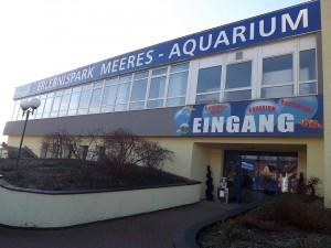 Eingang (Erlebnispark Meeresaquarium Zella-Mehlis)