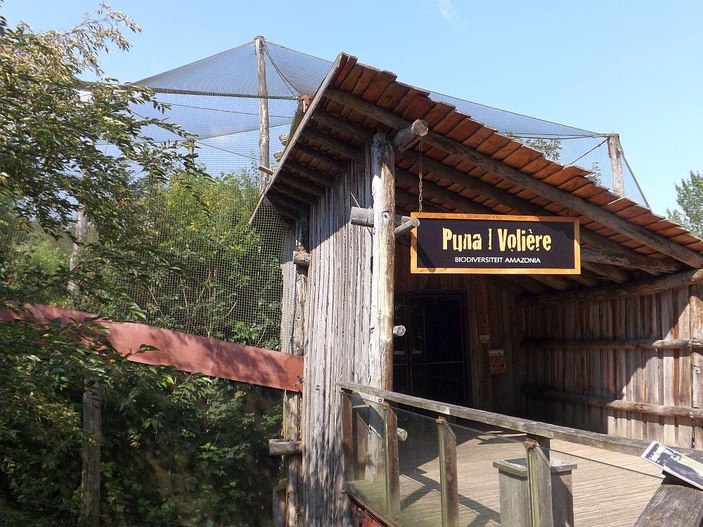 Punavoliere (Gaiazoo Kerkrade)