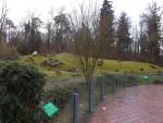 Schneeziegenanlage (Zoo Augsburg)