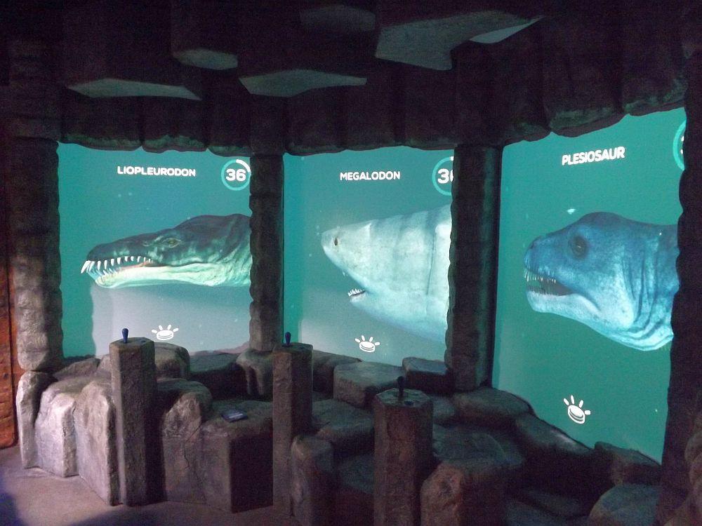 Spiel Sonderausstellung (Sea Life München)