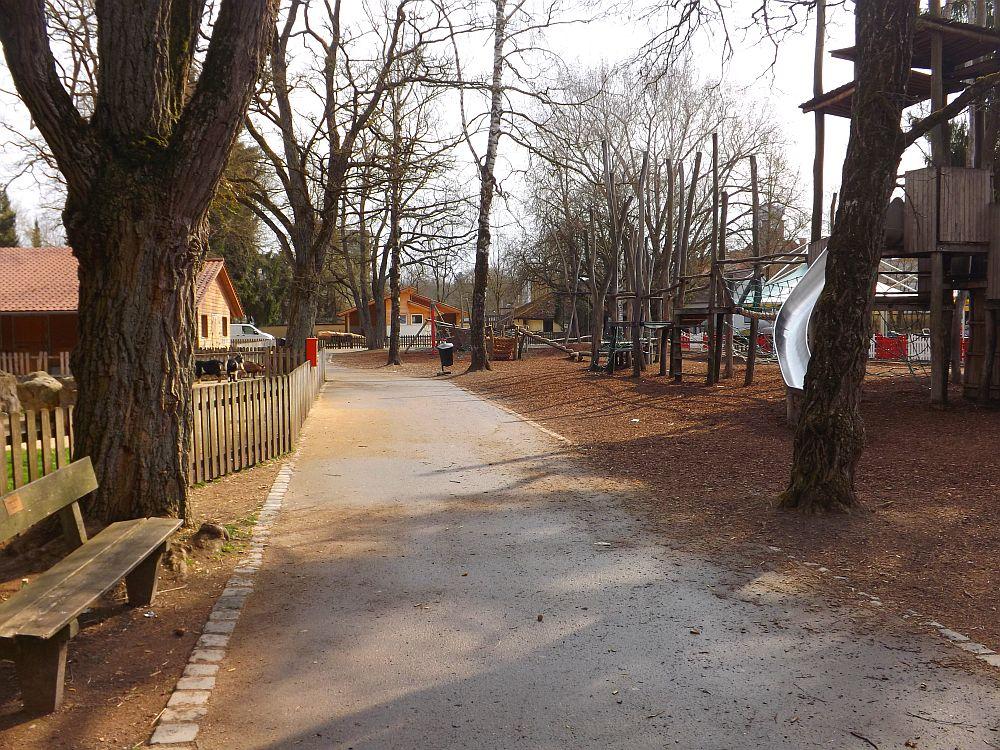 Spielplatz (Zoo Augsburg)