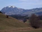 Blick vom Alpenwildpark Obermaiselstein