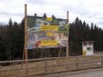 Baustelle Serengetianlage (Abenteuerland Walter Zoo)