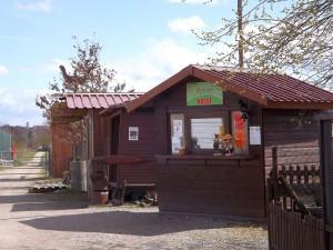 Eingang (Erlebnistierpark Jägerhof)