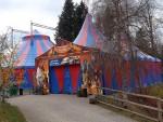 Zirkuszelt (Abenteuerland Walter Zoo)