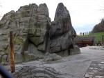 Steinbockanlage (Wildpark Peter und Paul)