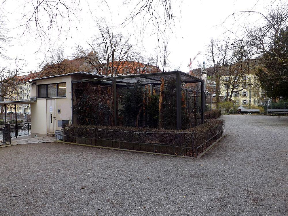 Voliere (Voliere St. Gallen)