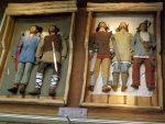 Grab der fünf Krieger im Archäologiemuseum Greding