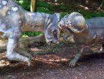 Pachycephalosaurus (Zoo Bratislava)