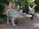 Stegosaurus (Zoo Bratislava)