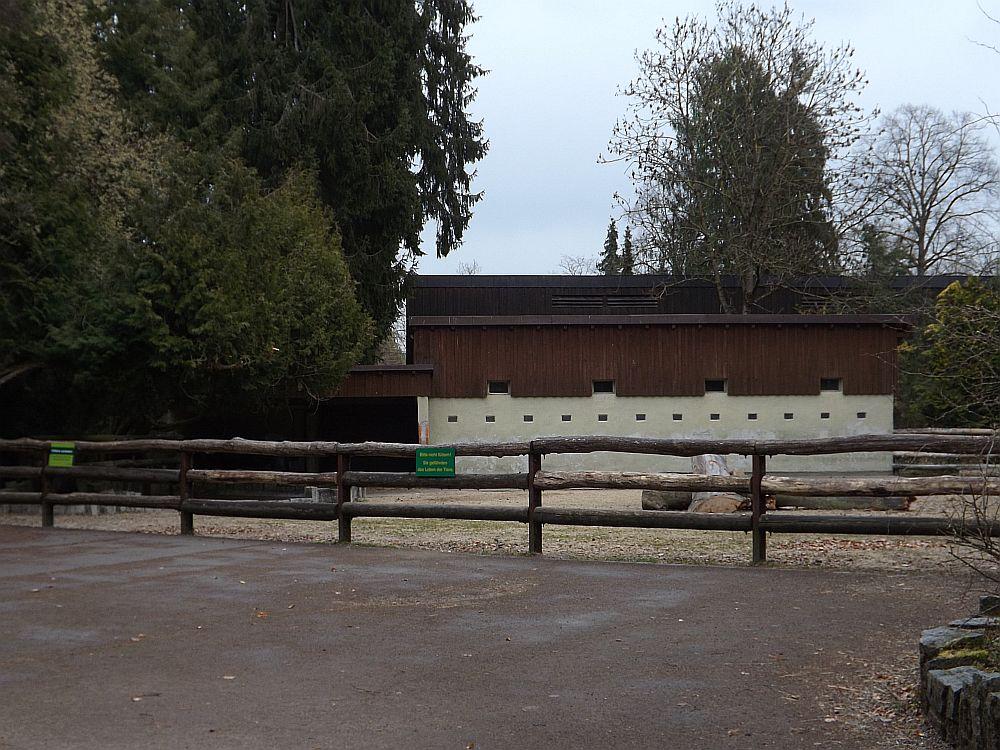 Wasserbüffelanlage (Zoo Augsburg)