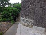 Weg zur Drachenhöhle (Nibelungenhalle Königswinter)
