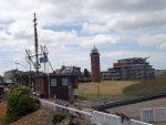 Blick von der Alten Liebe. Cuxhaven