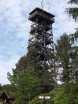 Elbblickturm (Wildpark Schwarze Berge)