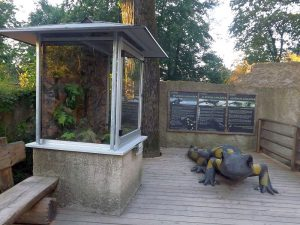 Feuersalamanderanlage (Zoo Salzburg)