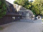 Tempelstützmauer und Backstube (Augusta Raurica)