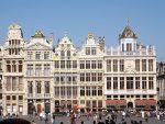 Ehemalige Zunfthäuser am Großen Markt von Brüssel