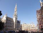 Rathaus am Großen Markt von Brüssel
