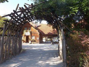 Eingang (Wildpark Bad Mergentheim)
