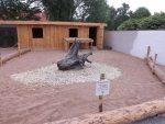Spornschildkrötenanlage (Erlebnistierpark Memleben)