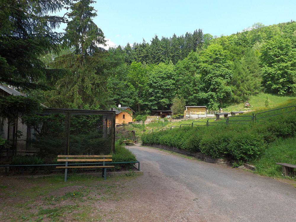 Tierpark Suhl