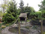 Waschbärenanlage (Tiergarten Falkenstein)