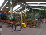 Indoorhalle (Affen- und Vogelpark Eckenhagen)