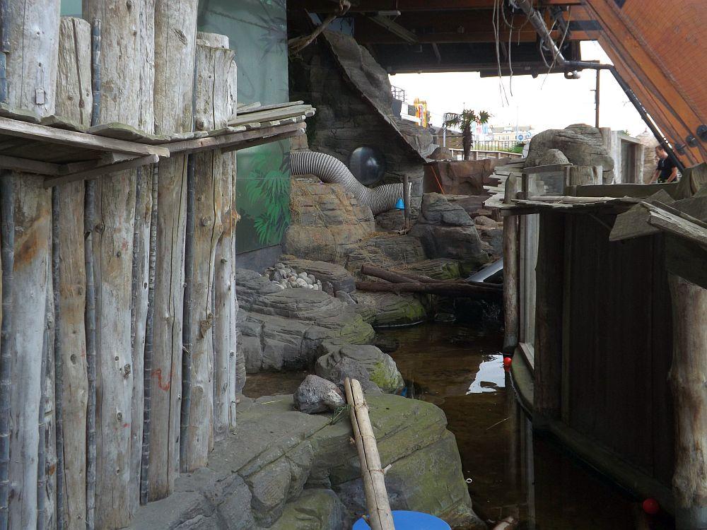 Zwergotteranlage (Sea Life Scheveningen)