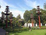 Außenanlage der Orang-Utans (Ouwehands Dierenpark)