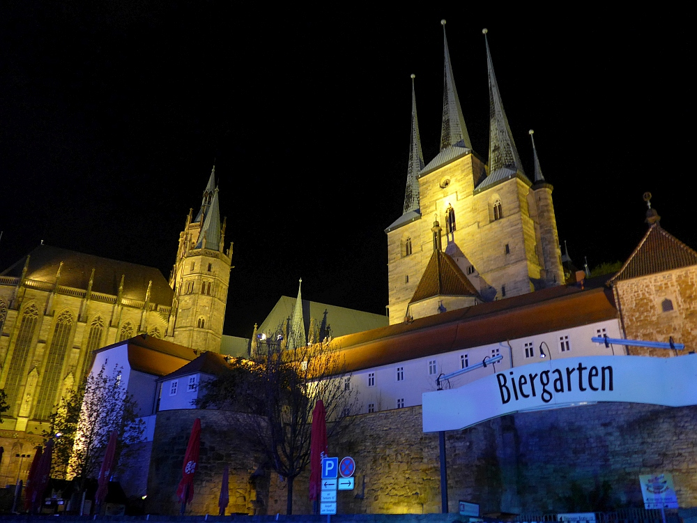 Dom und Severikirche, Erfurt