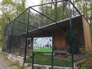 Greifvogelhospital (Tierpark Halberstadt)